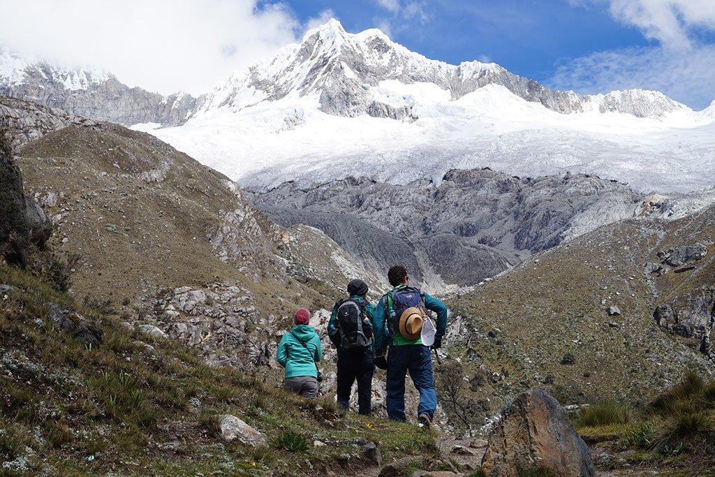 Cordillera Blanca, by Danielle de Bruin