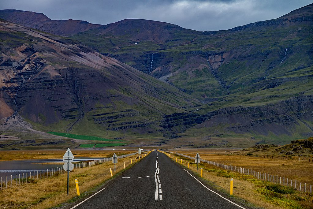 Explore Iceland along its most-famous road