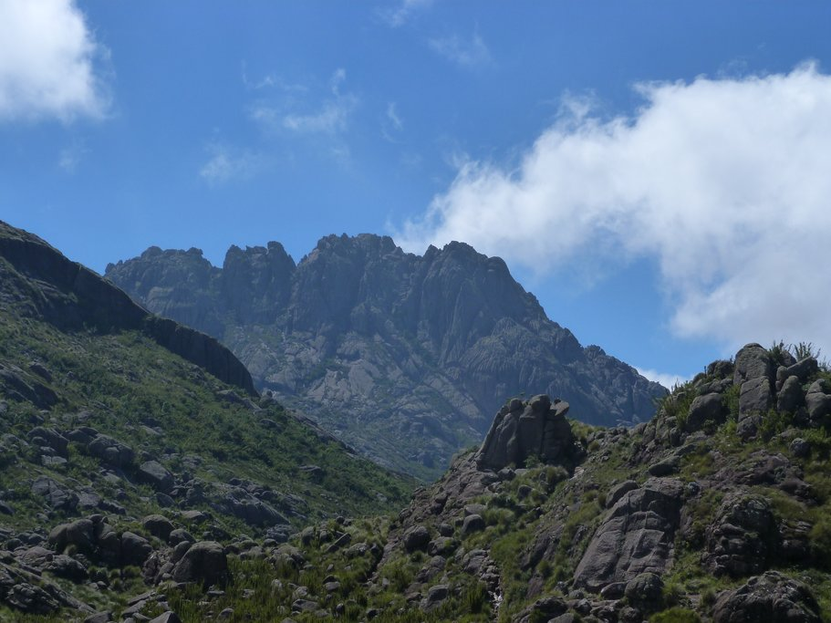 Brazil Itatiaia National Park Trekking (02 days)