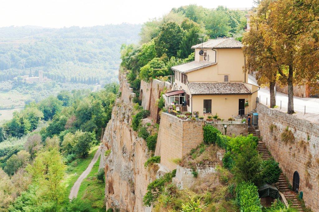 Orvieto, in the Umbria Region