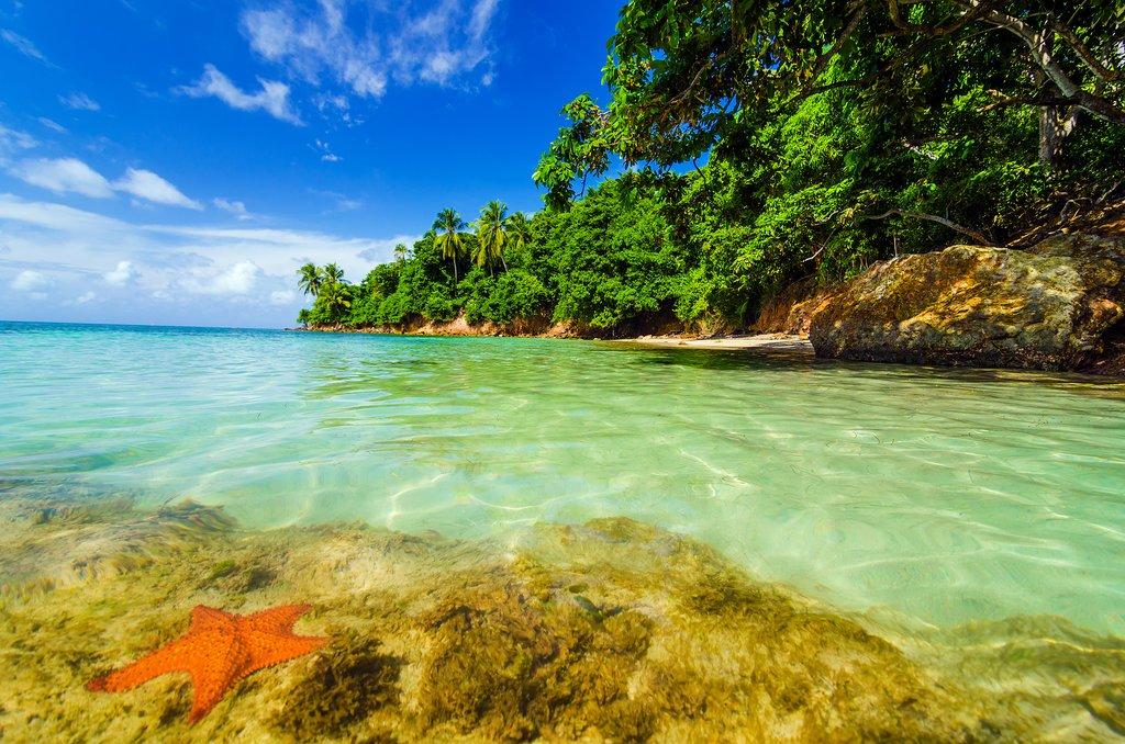 A slice of Providencia Island