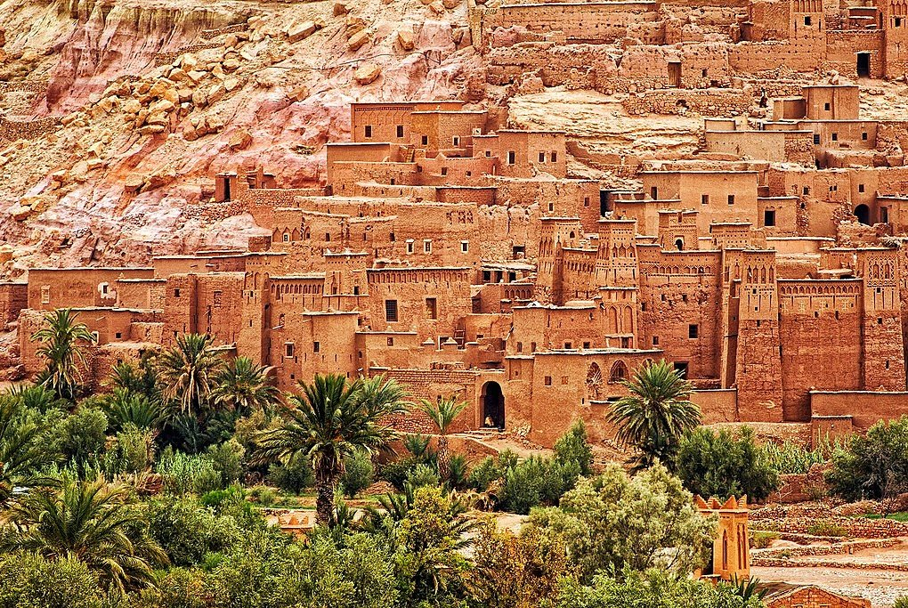 Discover the desert of Morocco