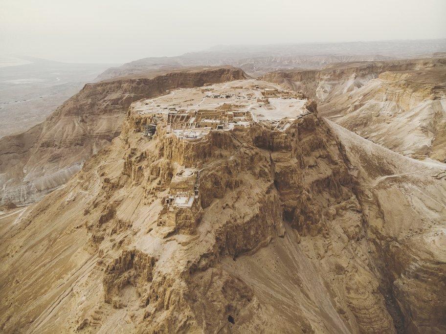 Desert Fortress Masada