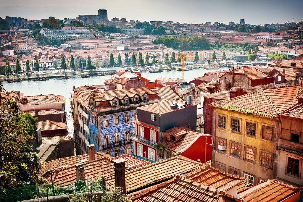 Foz, Porto's Old Town