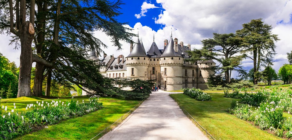Spend a day castle-hopping in the Loire Valley