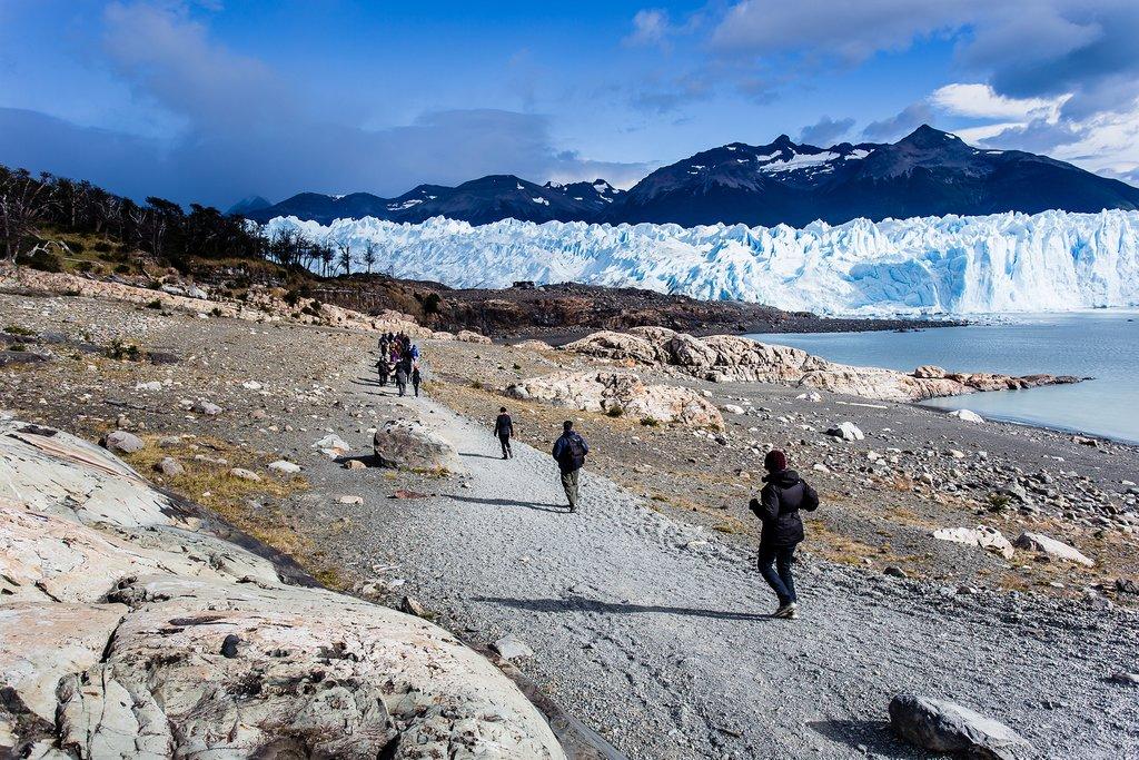 Spend a day at Perito  Moreno Glacier in Argentina