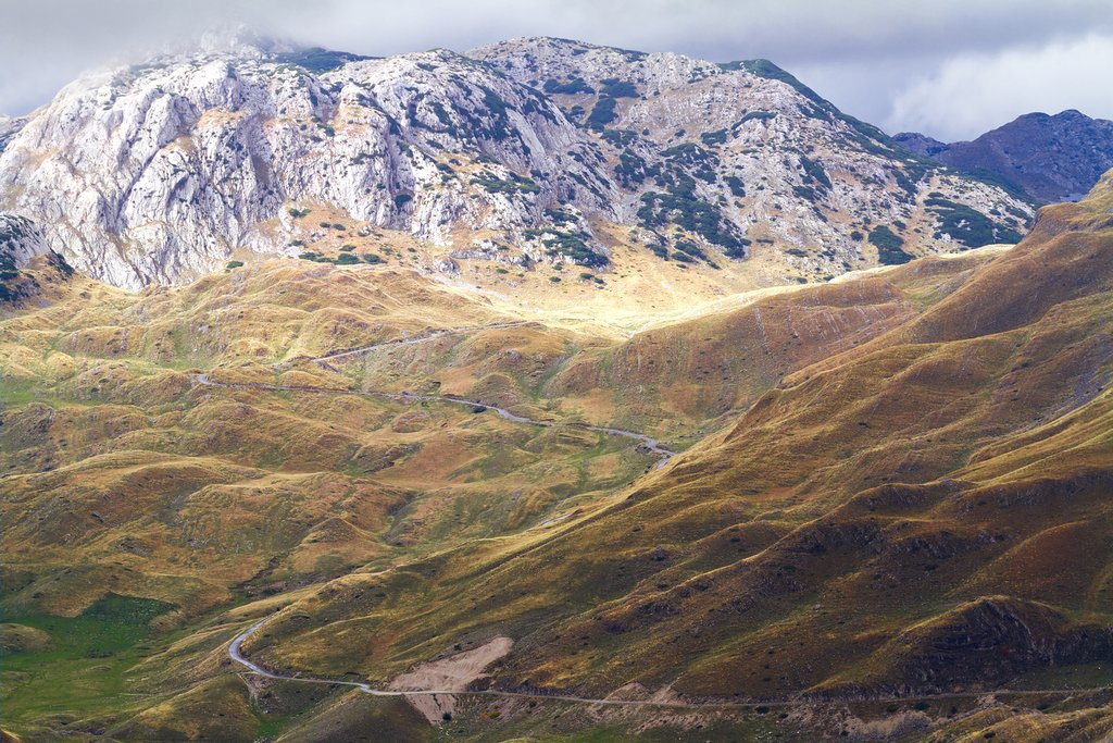 Hike the Via Dinarica from Bosnia to Montenegro - 8 Days