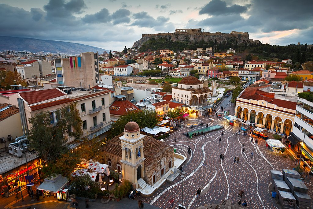 Urban Adventures and History in Athens & Thessaloniki - 15 Days