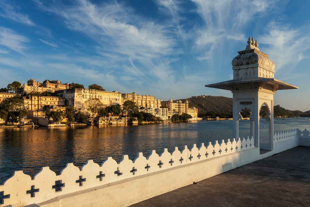 The 'Pearl of Rajasthan', Udaipur is one of the most beautiful cities in India