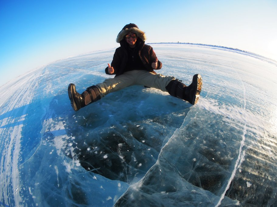 Arctic Winter Roadtrip - 8 Days