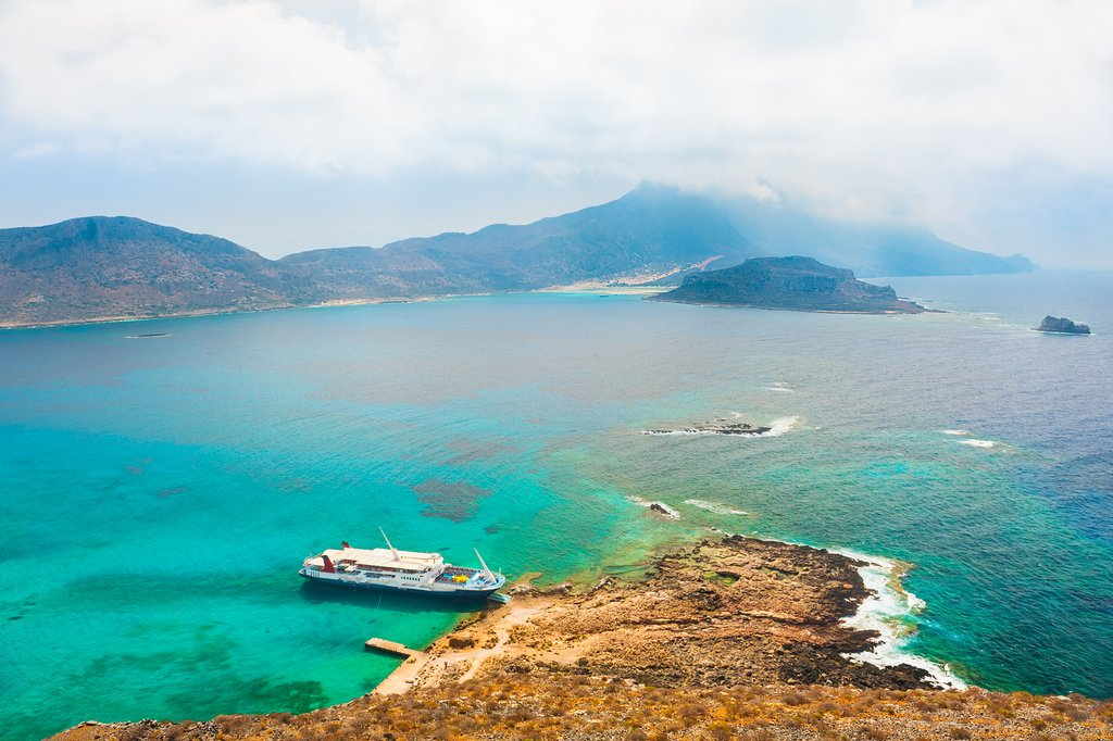 Balos, on Crete