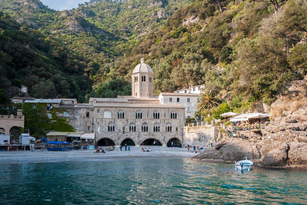 Italian Riviera Cove