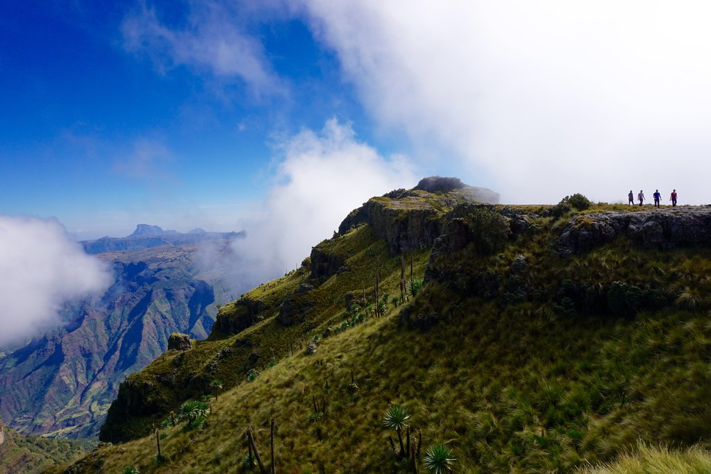Ethiopian Sky
