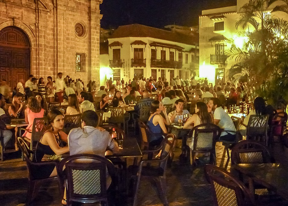 7 Best Cafés in Cartagena