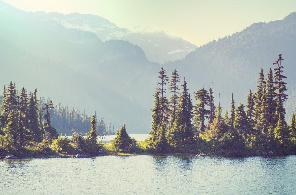Garibaldi Provincial Park near Whistler