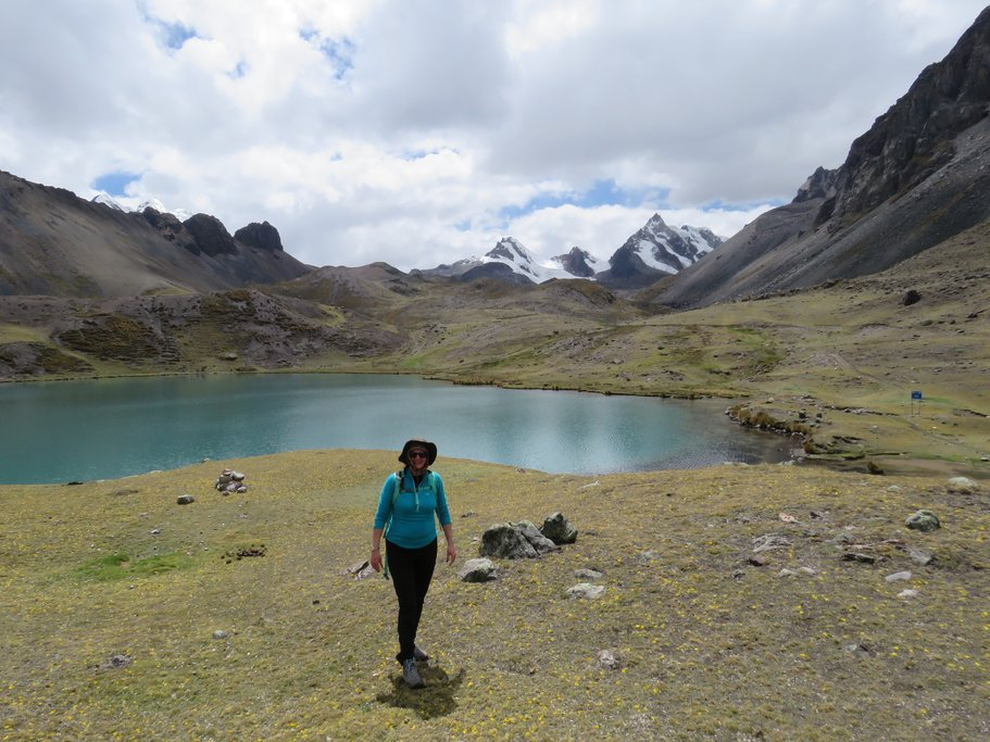 Traveler Interview:  High Altitude Trekking in Peru