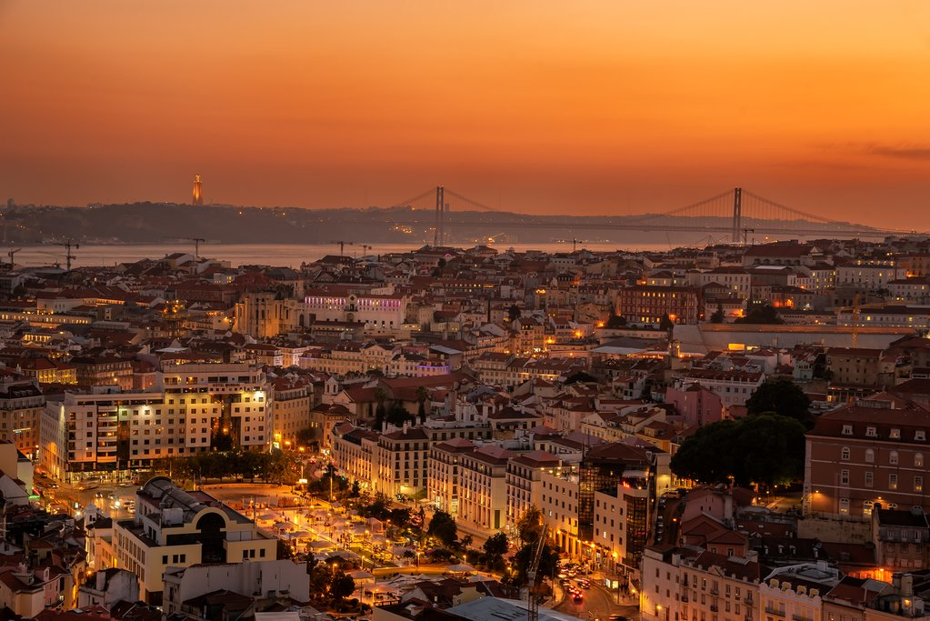 Lisbon's Alfama district