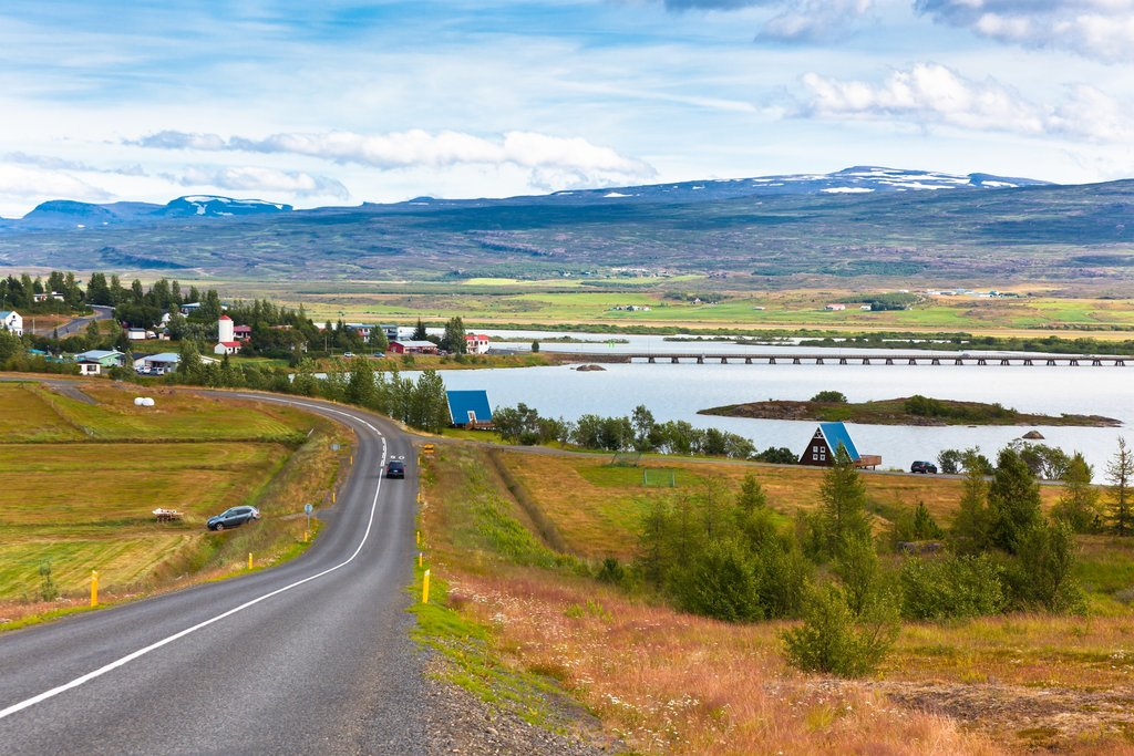 Explore eastern Iceland atEgilsstaðir