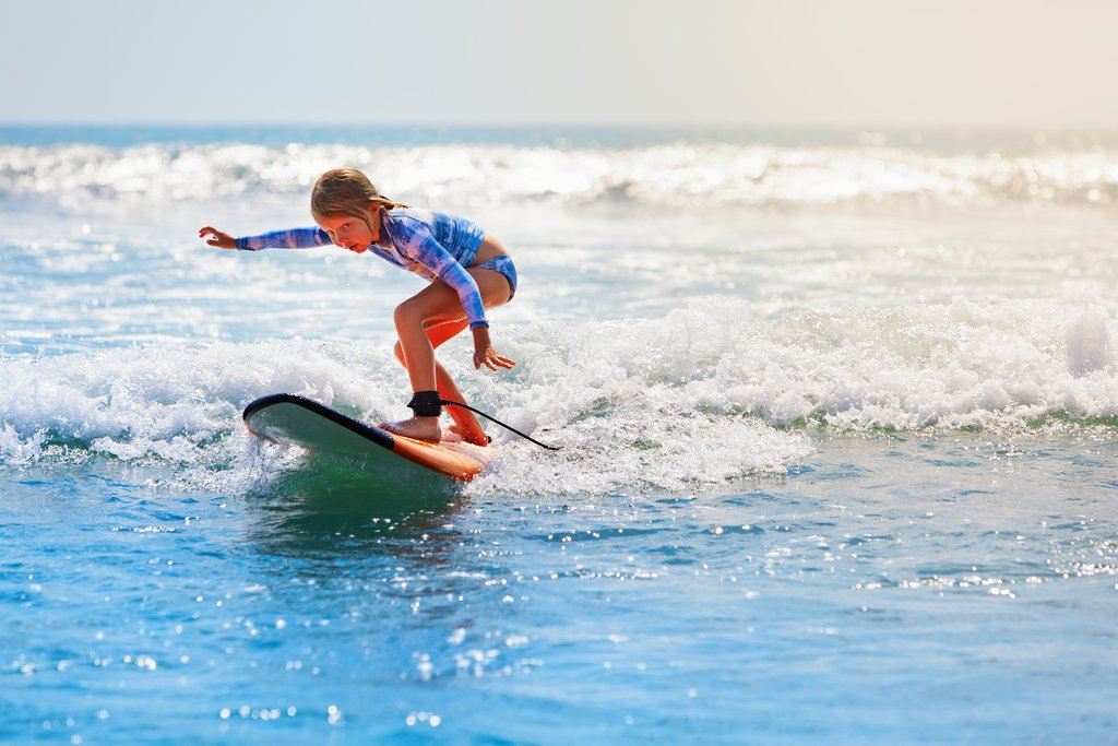 Guanacaste has surf breaks for all ages and skill levels