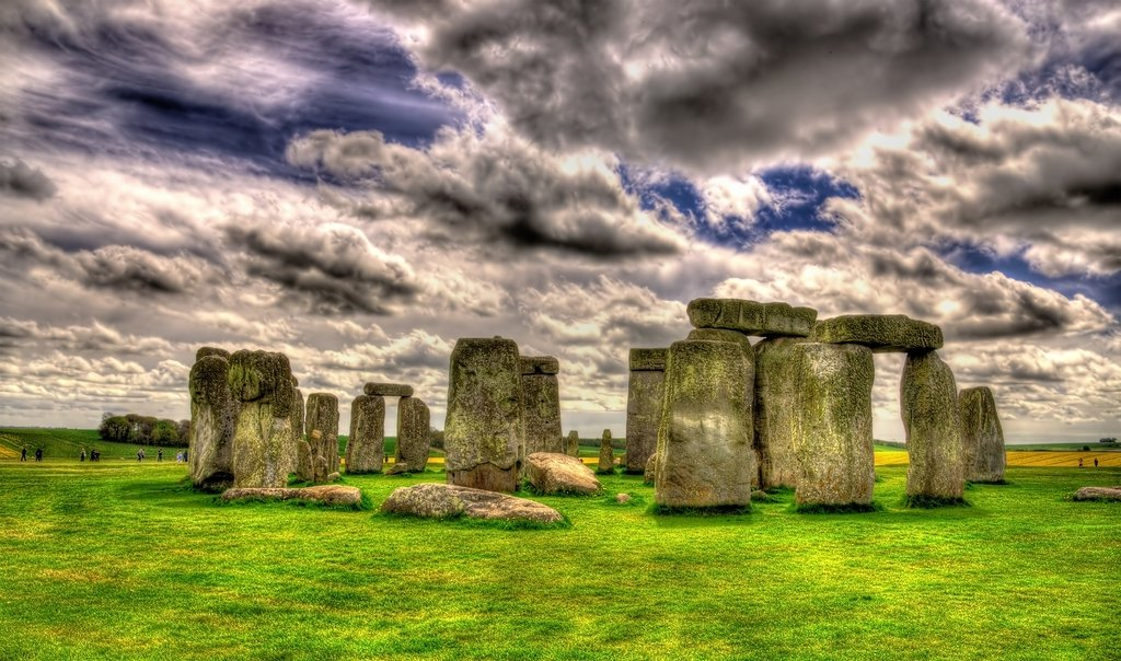 Stonehenge, Salisbury Plain.