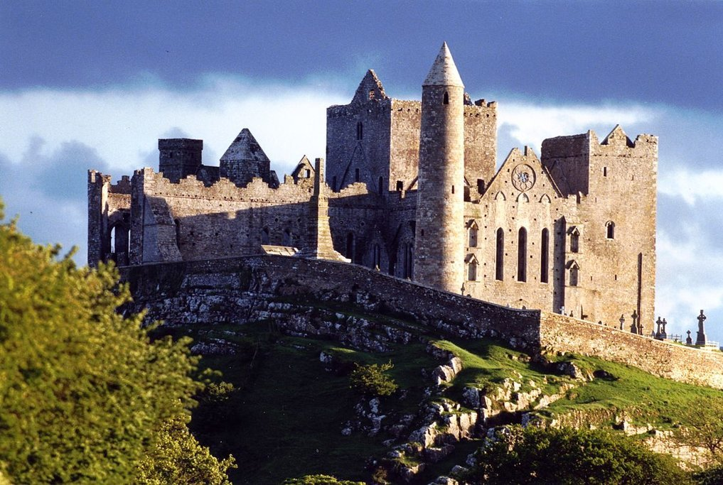 The Rock of Cashel, Tipperary.
