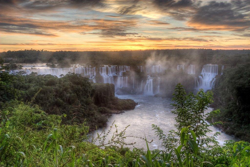 Iguazu Falls National Park, Misiones, Argentina