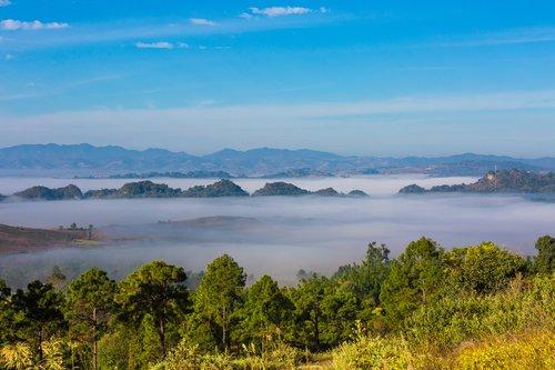 Kalaw, Shan State