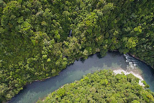 Colombia's Green River