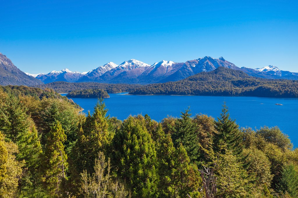 Outdoor activities in Patagonia's Lake District