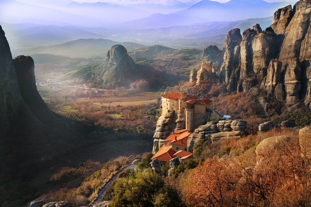 Greece in November: Travel Ideas, Weather, and More