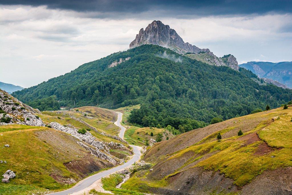 Bjelašnica Mountains, Bosnia