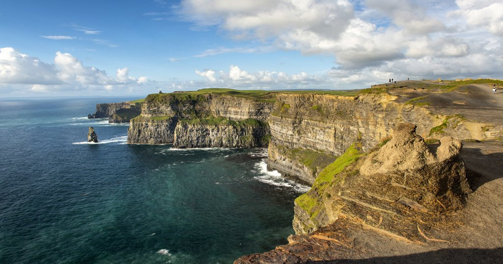 Visit the Cliffs of Moher from Doolin in County Clare