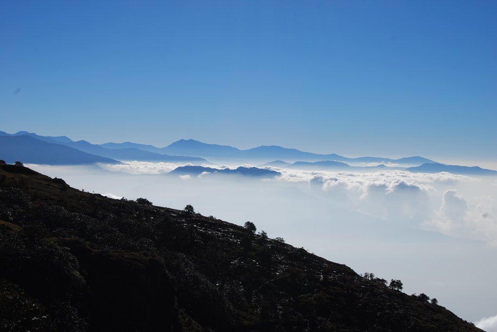 Kalinchowk Temple Trek - 7 Days