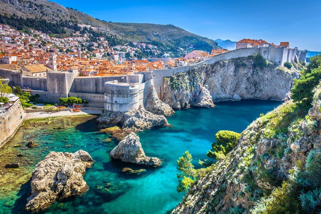 Dubrovnik's Bokar fortress