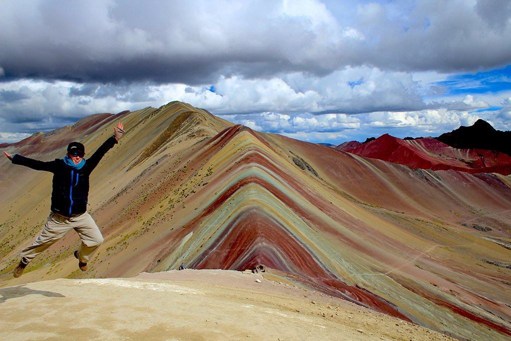 Rainbow Mountain Trek - 2 Days