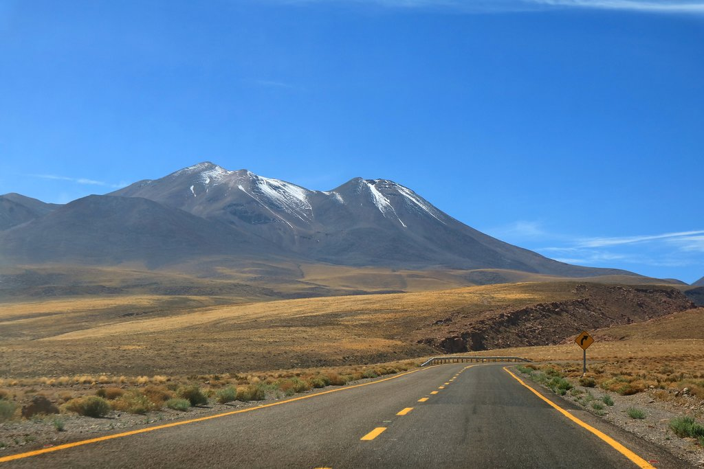 Explore Chile by car