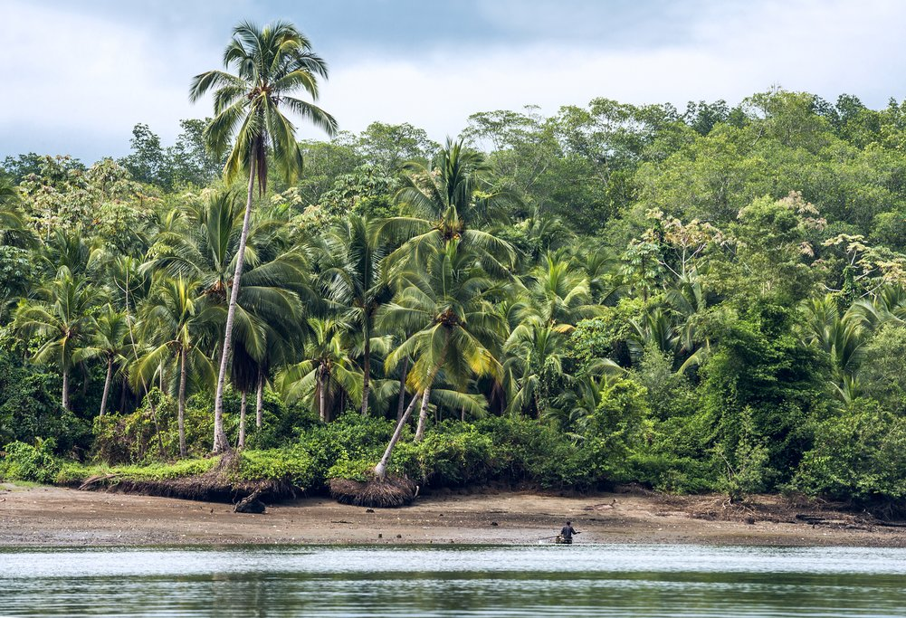 Colombia's uncharted Pacific coast