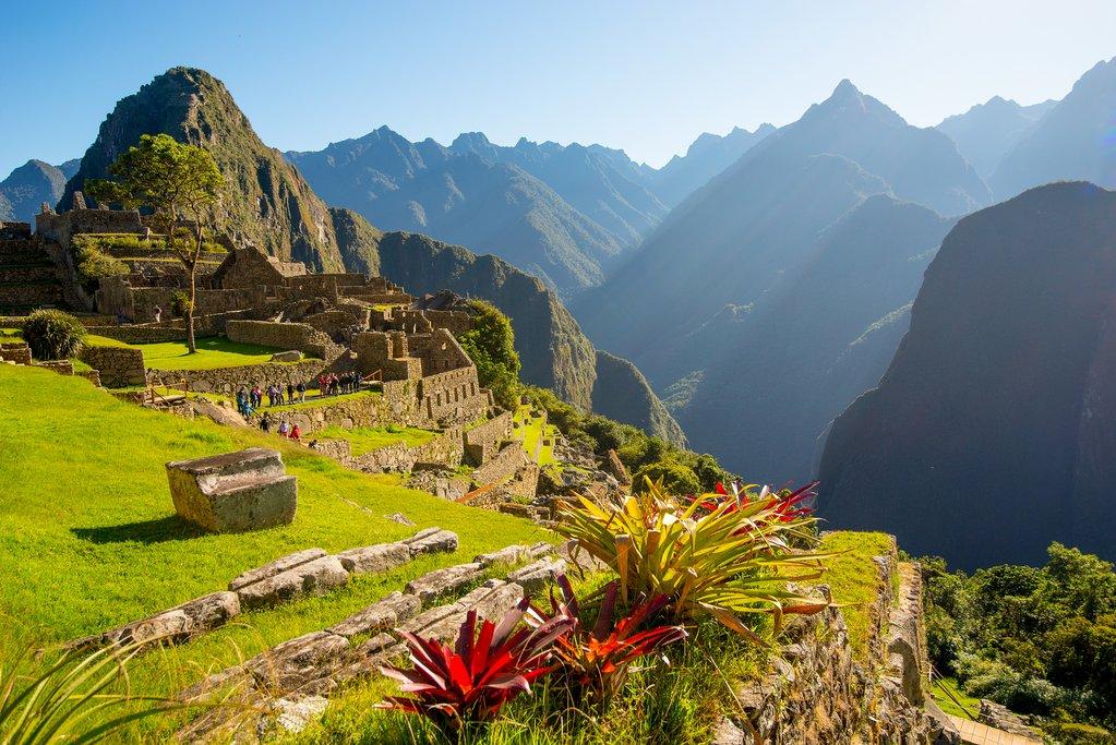 Machu Picchu in December
