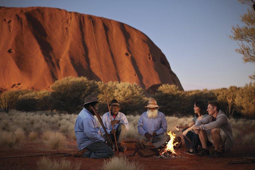 Experience Uluru