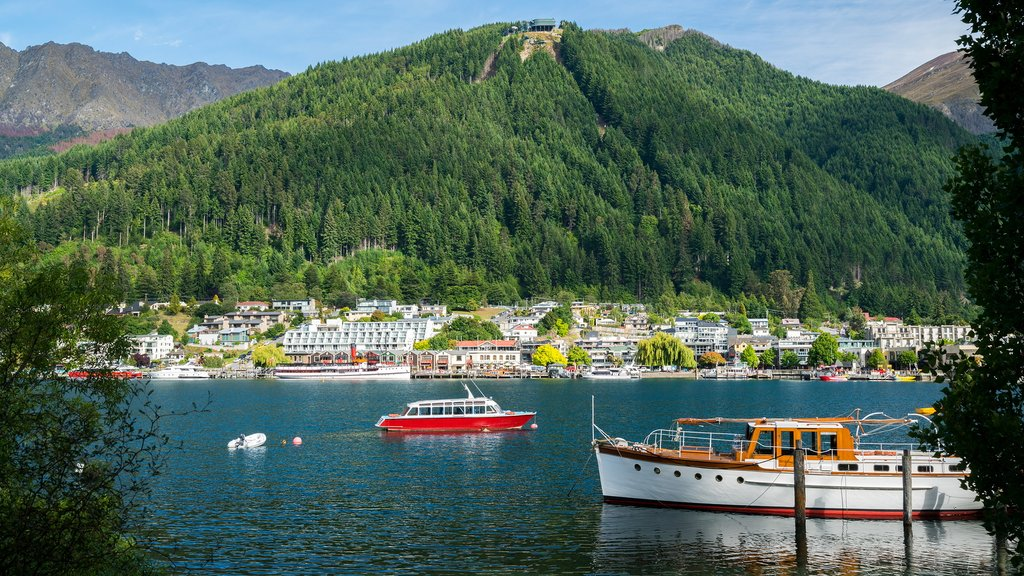 Finish the trip in Queenstown for a slew of activities
