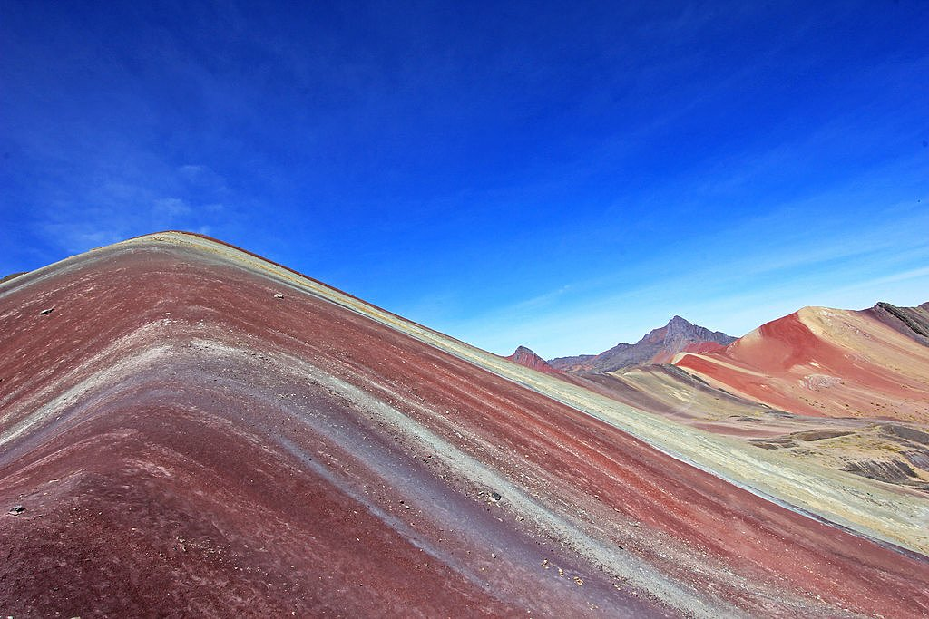 Peru's Rainbow Mountain