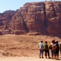 Dana to Petra Trek - 9 Days