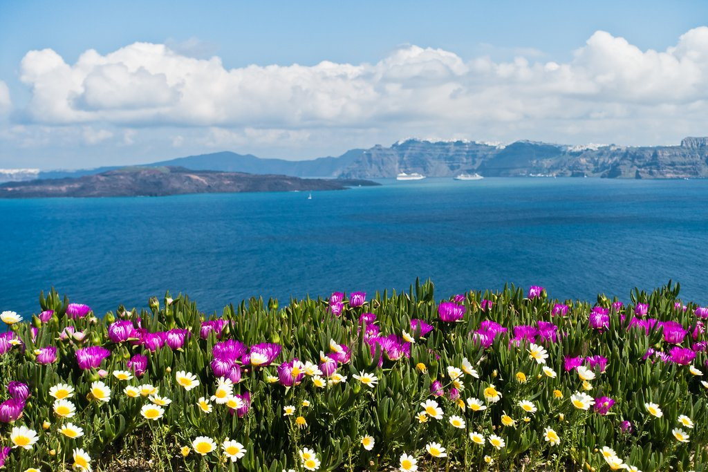 Greece in April: Travel Ideas, Weather, and More