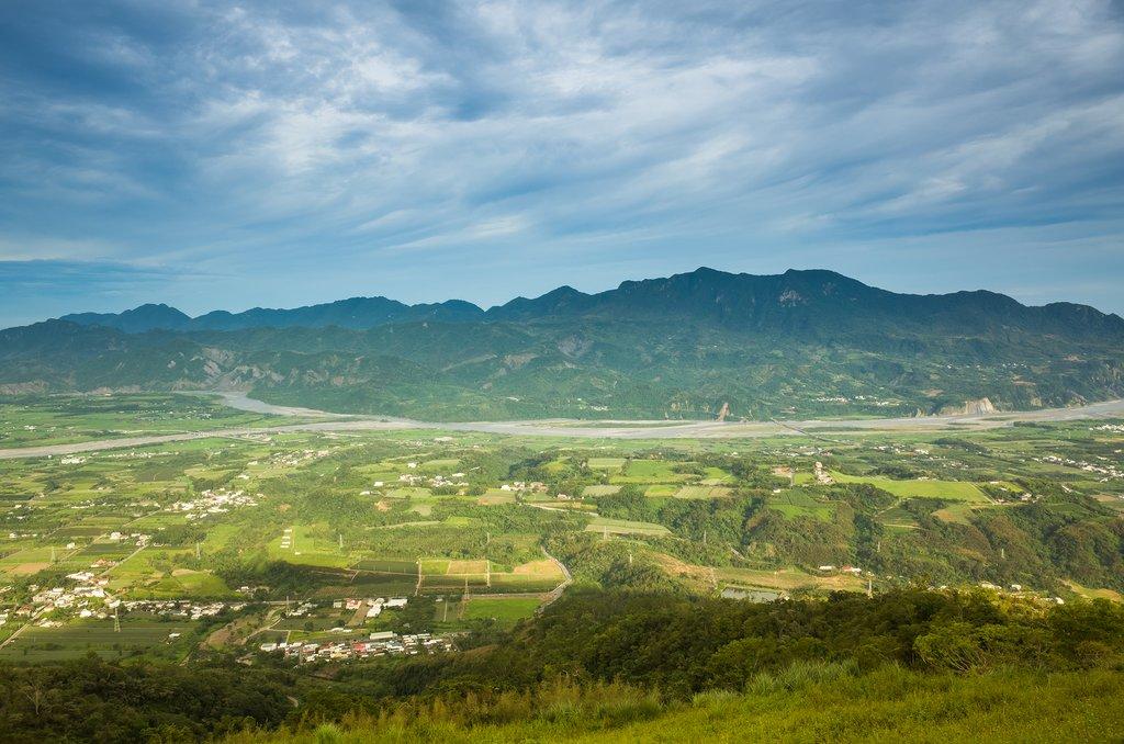 Dulan mountain