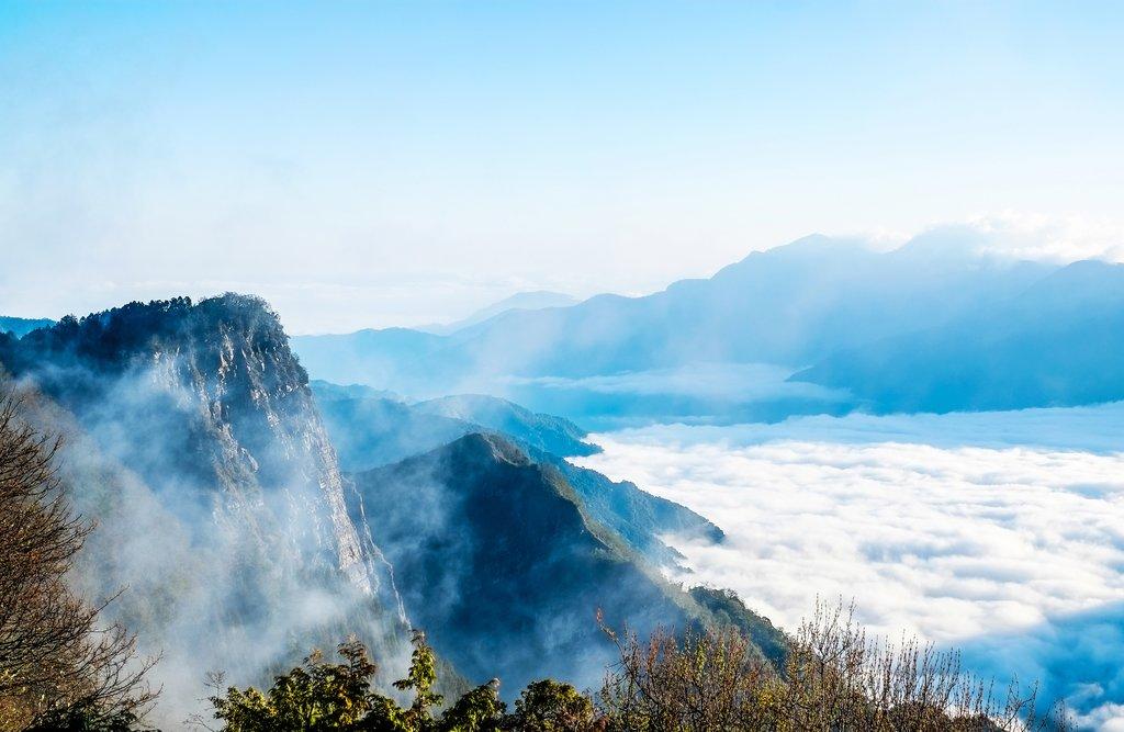 Alishan's sea of clouds