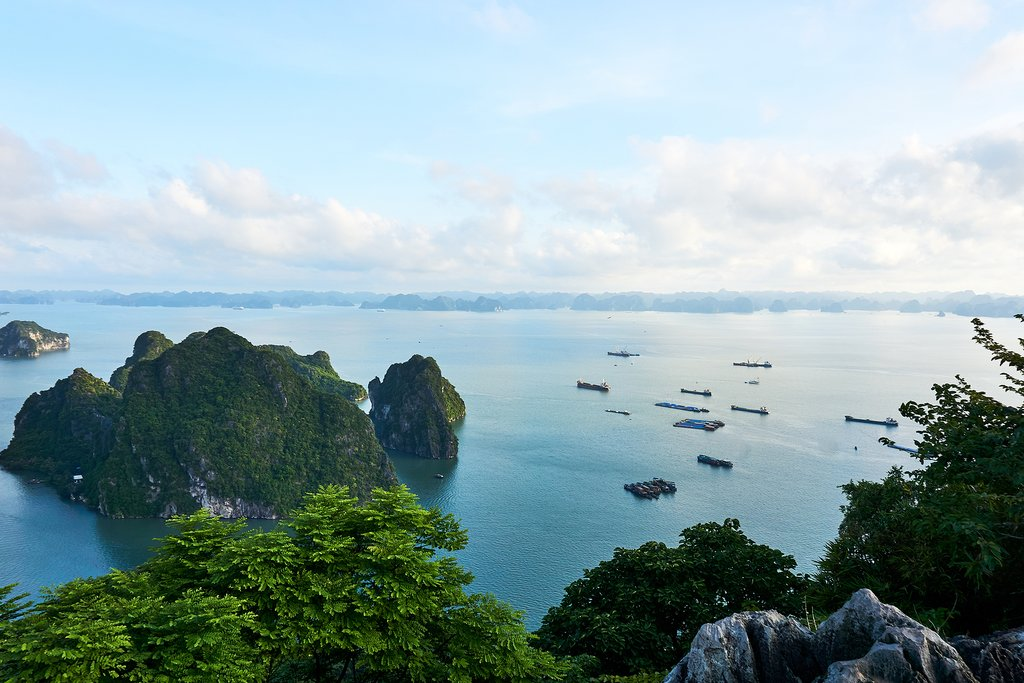 Top 5 Places to Visit in Vietnam: Halong Bay, Mekong Delta, & Beyond