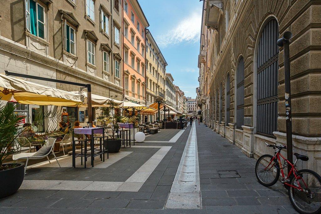 Trieste City Center