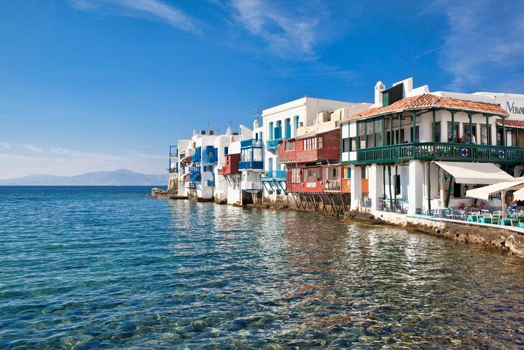 Sail the Greek Cyclades