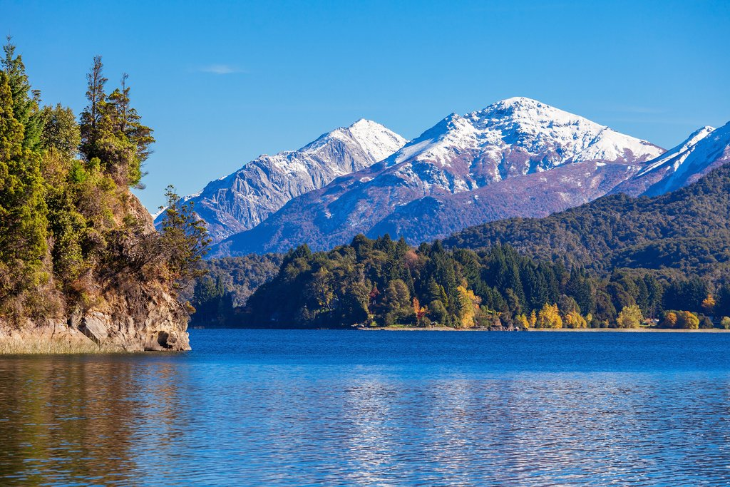 The Lakes District near Bariloche