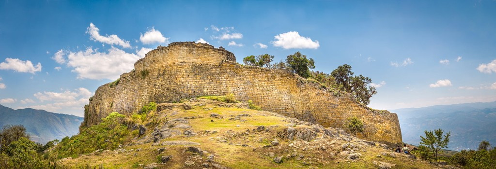 Fortress of Kuelap, picture Audrey Courtan